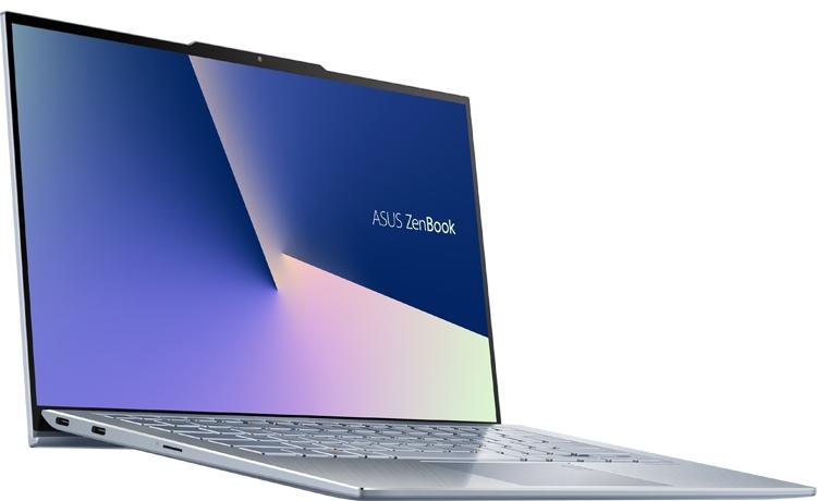 ASUS ZenBook S13-экран