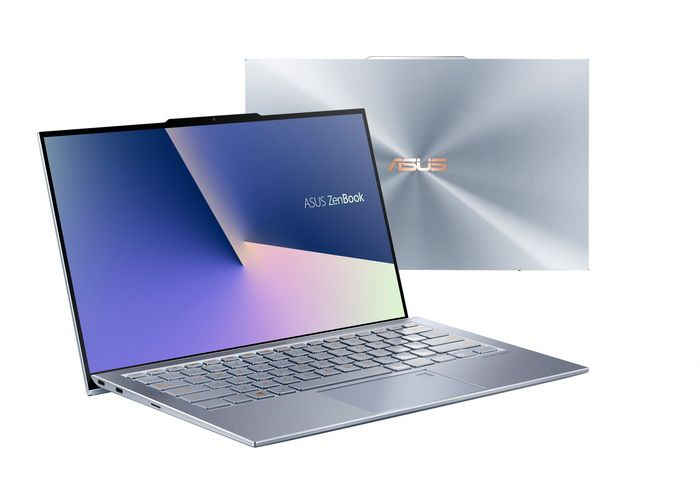 ASUS ZenBook S13-ракурсы