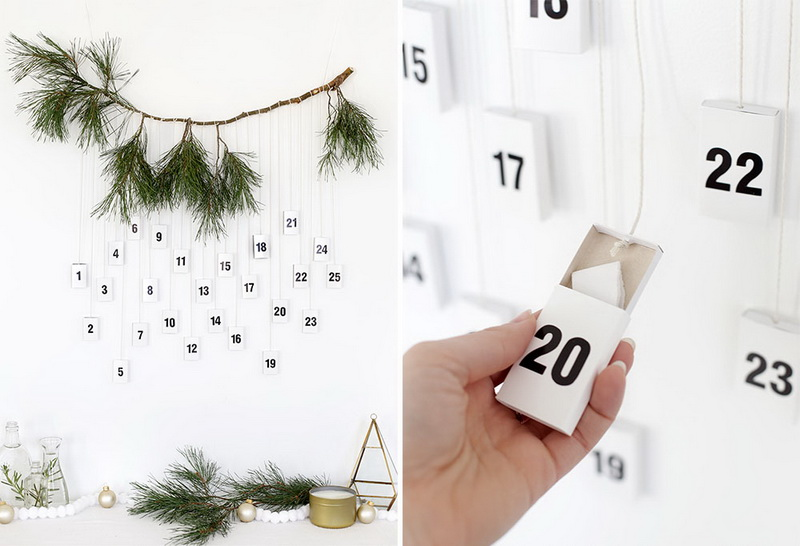 Адвент-календарь-январь