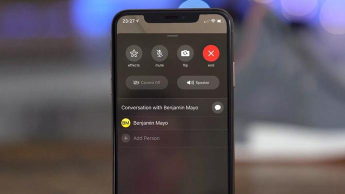 Apple-баг сервиса интернет-звонков FaceTime