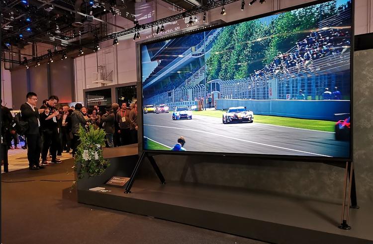 CES-2019-новинки телевизоров