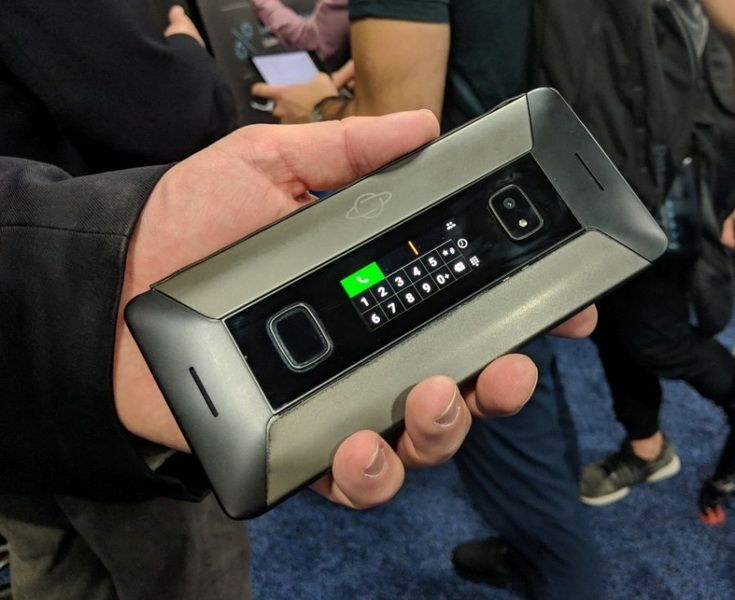 Cosmo Communicator-прототип