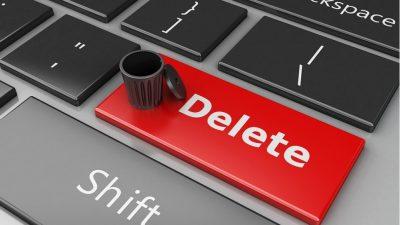 Як відновити видалені файли на комп'ютері