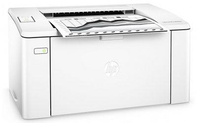 HP LJ M102W.