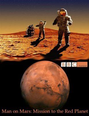 """Документальный фильм о космосе """"Человек на Марсе. Экспедиция на Красную планету"""""""