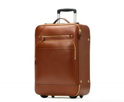 Шкіряна валіза