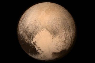Документальне кіно про Плутон