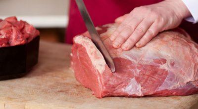 Як розморозити м'ясо в мікрохвильовці