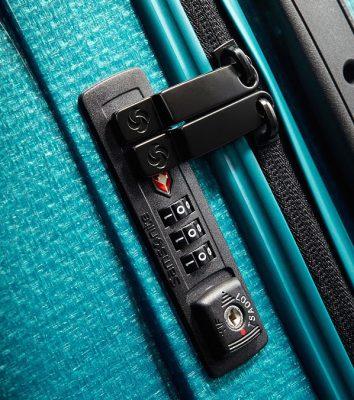 Фото 9 Кодовий замок на валізі