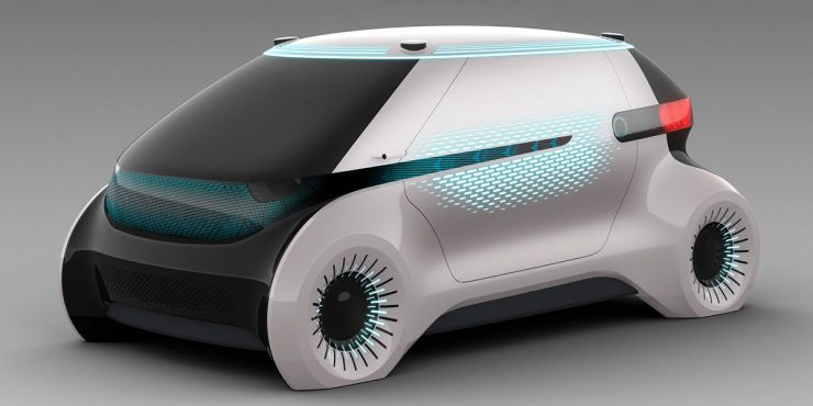 Hyundai Mobis-концепт