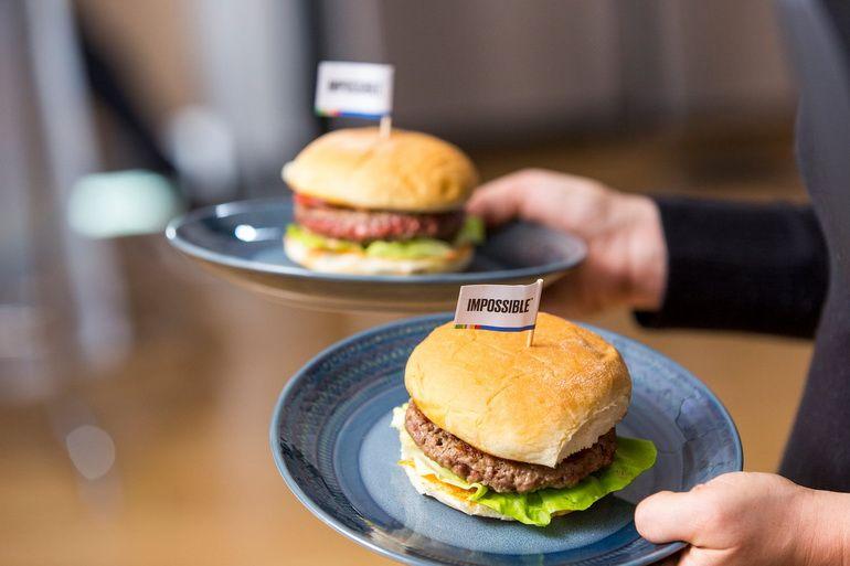 Impossible Burger 2.0-удивительная еда