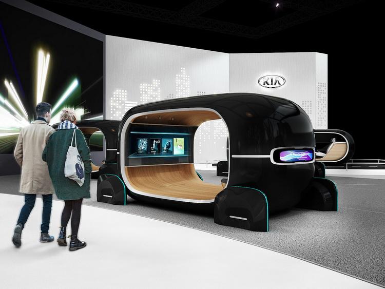 Kia Motors-технология анализа эмоционального состояния пассажиров