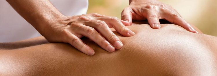 Массаж-процедуры для тела