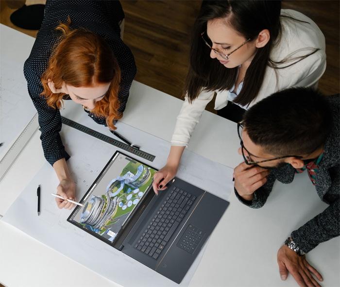 Мобильная рабочая станция-ASUS StudioBook S