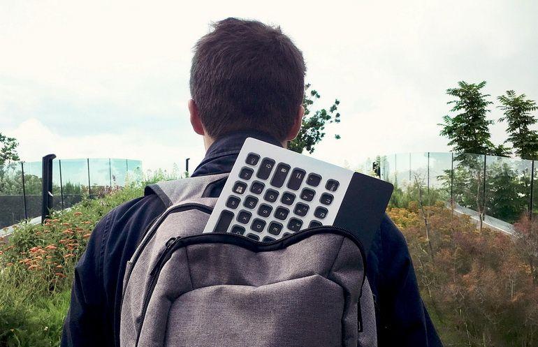 Nemeio Keyboard-клавиатура имиджевая картинка