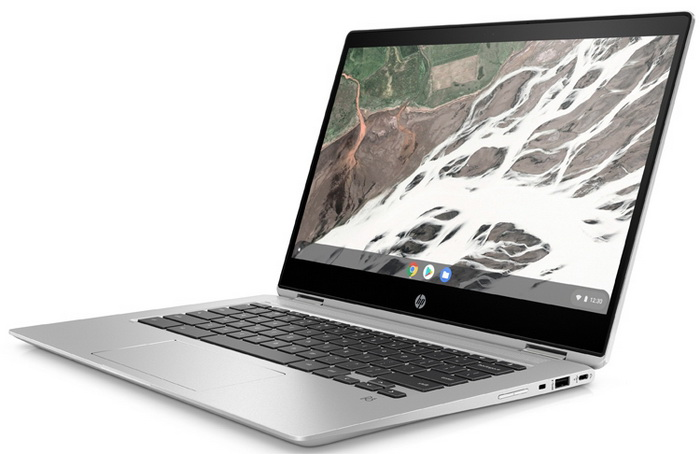 Ноутбук HP Chromebook x360 14 G1-экран