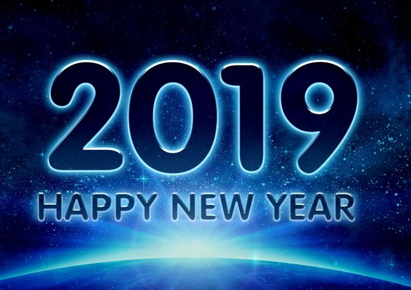 Новый год-2019