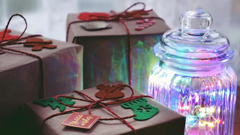 Рождество-подарки