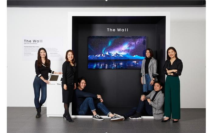 Samsung-Модули microLED TV