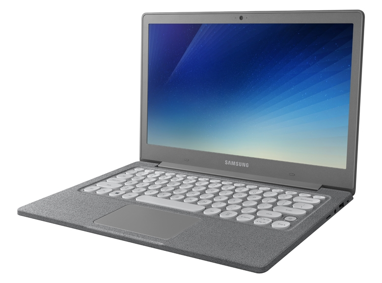 Samsung Notebook Flash-ретро-стиль