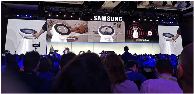 Samsung-робот