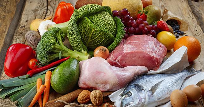 Сбалансированное питание-ЗОЖ