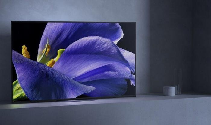 Sony-новые 8K и 4K телевизоры изображение