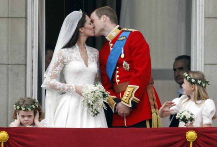 Свадьба Кэтрин Миддлтон