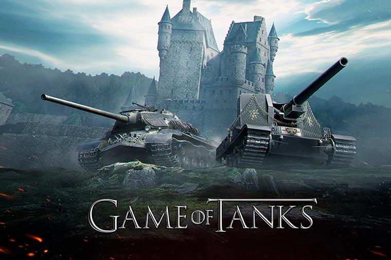 Тематические акции в World of Tanks