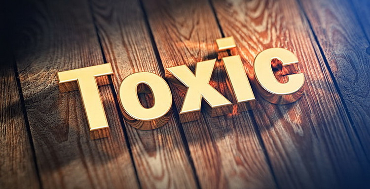 Токсичный-слово 2018 года