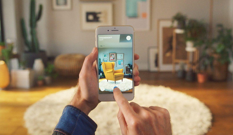Топ-10 приложений с дополненной реальностью для Android - дизайн интерьера для ikea