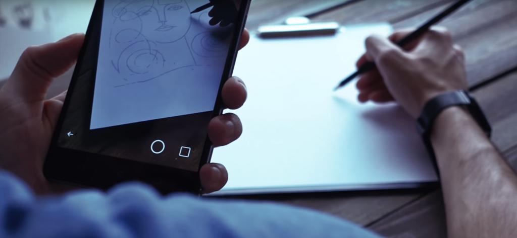 Топ-10 приложений с дополненной реальностью для Android - sketchar