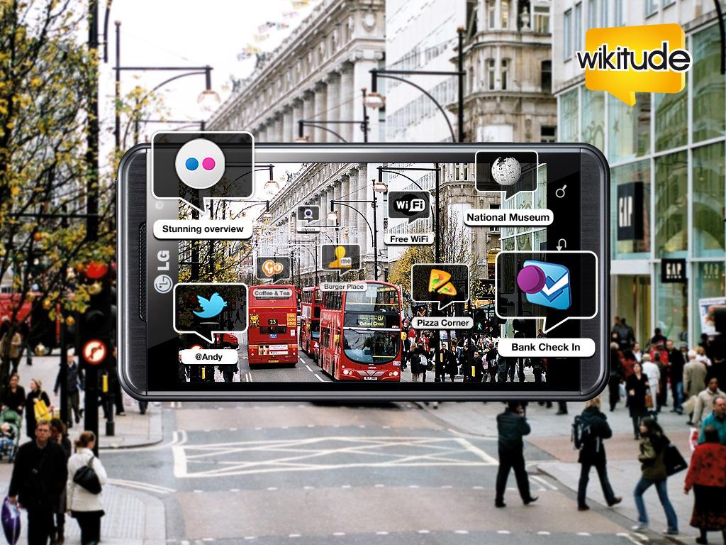 Топ-10 приложений с дополненной реальностью для Android - wikitude