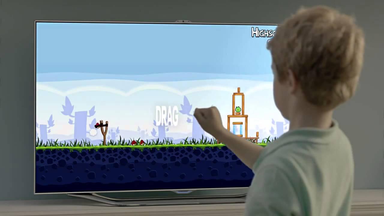 Топ приложений для СМАРТ ТВ - angry birds на смарт тв