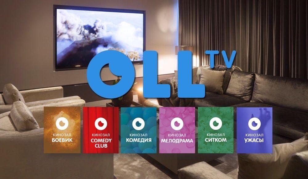 Топ приложений для СМАРТ ТВ - oll tv на смарт тв