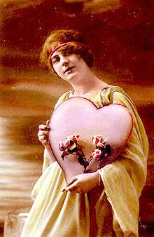 Валентинов день-история возникновения праздника