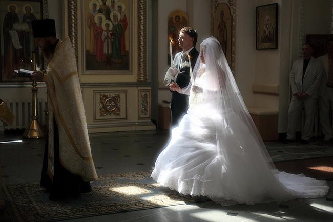 Венчание-традиции