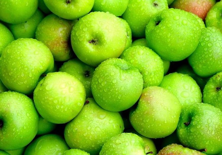 Зеленые яблоки-вкусный детокс