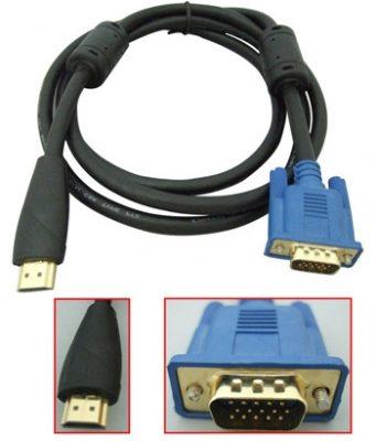 Підключення ноутбука до телевізора через HDMI