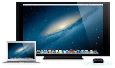 Как подключить ноутбук Apple к телевизору