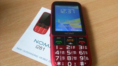 Телефон Nomi i281