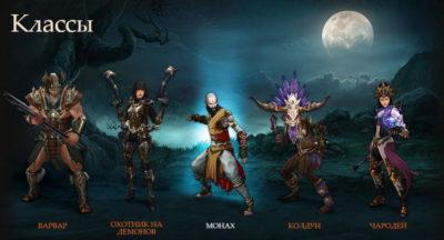 Гра Diablo III