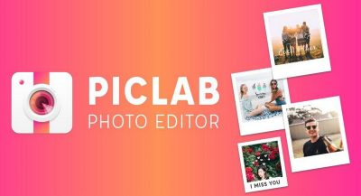 Фоторедактор PicLab для Android