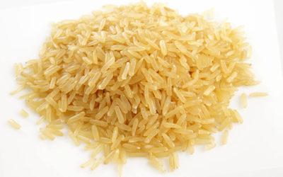 Як варити пропарений рис