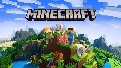 Топ игра на Андроид Minecraft