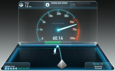 Перевірити швидкість інтернету онлайн