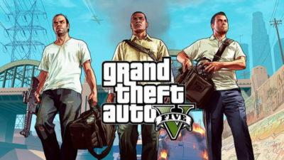 Гра Grand Theft Auto V