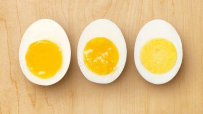 Скільки варити яйця вкруту і всмятку