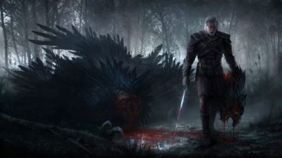Гра The Witcher 3: Wild Hunt
