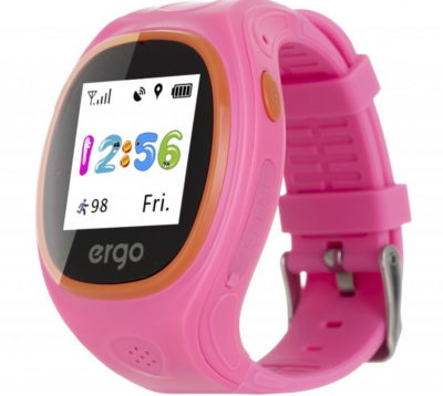 Умные часы ERGO TRACKER JUNIOR